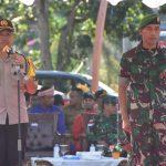 Apel Gelar Pasukan Polres Tanjungpinang Tingkatkan Sinergitas TNI Polri dan Komponen Bangsa