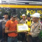 Safari Jumat Barokah, Zulkifli Berterima Kasih Kepada Polres Tanjungpinang