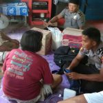 Jumat Barokah, Kapolres Anambas Kunjungi Kediaman Ibu Masja Penderita Sakit Gula dan Hipertensi