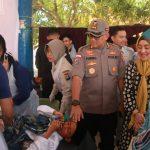 Polda Kepri Peduli Kesehatan bersama Melayu Raya Gelar Khitanan Massal di Pulau Terong
