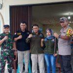 Jamin Keamanan Pemilu, Kapolres Natuna Cek dan Pantau Keamanan Pemungutan Suara Ulang di Desa Sepempang