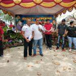 Sujud Syukur Aiptu R. Edi Suratman, Kasium Polsek Bintan Utara Dapat Umroh Gratis.