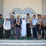 Jelang Pungut Suara Pemilu 2019,  TNI Polri Didukung Oleh Elemen Masyarakat Gelar Shalat Jumat dan Doa Bersama