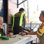 Pastikan Kesehatan Personil, Polres Lingga Adakan Pelayanan Kesehatan Keliling