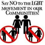 Say No To LGBT