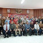 Gelar Pertemuan Silaturahmi, Kapolresta Barelang Ajak Elemen Masyarakat Jaga Situasi Kondusif di Kota Batam