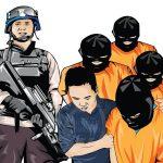 Penanggulangan Kejahatan Oleh Polri
