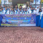 Satlantas Polres Bintan Sosialisasikan Ops Keselamatan Seligi 2019 Kepada Siswa SMP Tunas Bangsa