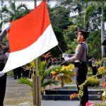 """""""Bangkit Untuk Bersatu"""" Kapolres Natuna Pimpin Upacara Hari Kebangkitan Nasional ke 111 Tahun 2019"""