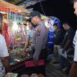 Ciptakan Rasa Aman di Bulan Ramadhan,Polisi Gelar Razia Petasan dan Kembang Api.