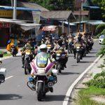 Berikan Rasa Aman Pasca Penetapan Hasil Pengitungan Suara Pemilu 2019, TNI-Polri Lakukan Patroli Skala Besar.