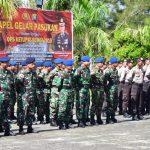 Berikan Rasa Aman Idul Fitri 2019, Polri bersama Instansi Terkait Gelar Apel Pasukan Ops Ketupat Seligi 2019