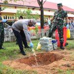 Ratusan Barang Bukti  Minuman Keras,Petasan dan Makanan Kadaluarsa Dimusnakan Polres Natuna