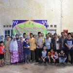 Kapolres Tanjungpinang Gelar Buka Puasa Bersama Masyarakat Pemulung di Kota Tanjungpinang