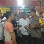 Kapolresta Barelang Bersama Tim Satgas Pangan Cek Stok dan Harga Sembako di Kota Batam