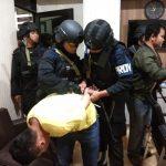 Laksanakan Patroli Quick Wins, Satbrimob Polda Kepri Berhasil Amankan 2 Pria di Daerah Panbil