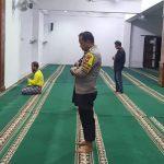 Polsek Sei Beduk Memakmurkan Mesjid