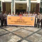 "Gotong Royong ""Bhakti Religi"" Polres Tanjungpinang dalam rangka Hari Bhayangkara ke 73"