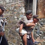 Polres Tanjungpinang Peduli Bantu Pengobatan Warga Korban Kecelakaan Lalu Lintas