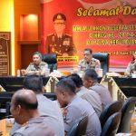 Kunjungan Tim Aju KKDB Peserta Sespimti Polri Dikreg Ke-28 T.A. 2019 di Polda Kepri