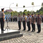 Berhasil Ungkap Ilegal Fishing, Kapolres Bintan Berikan Penghargaan