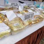 Polda Kepri Musnahkan 32.063,2 Gram Narkoba Jenis Sabu