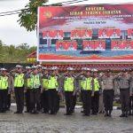 Penyegaran di Tubuh Polri, Sembilan Pejabat Utama Polres Bintan Diganti