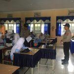 Sosialisasi Rekruitmen Penerimaan Polri Tahun 2020 Di SMAN 3 Karimun