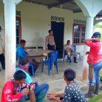 Sambangi Masyarakat Kab. Bintan, Satbinmas Polres Bintan Dengar Apresiasi Masyarakat Atas Kinerja TNI-Polri dalam Pengamanan Pelantikan Presiden