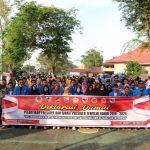 Masyarakat Kabupaten Lingga Tolak Aksi Anarkis Jelang Pelantikan Presiden