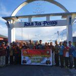 Kapolres Natuna Ajak Masyarakat Ciptakan Kondisi Aman Lewat Basembang Bercerita Kamtibmas