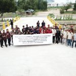 Tangkal Paham Radikal, Basembang Bercerite Kamtibmas Ditbinmas Polda Kepri Bersama Elemen Masyarakat