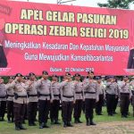 Polda Kepri Resmi Gelar Operasi Zebra Seligi Tahun 2019