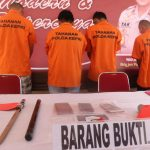 Subdit II Ditreskrimum Polda Kepri Berhasil Ungkap Kasus Tindak Pidana Pencurian