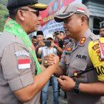 Wakapolda Kepri Kunjungan Kerja ke Polres Kepulauan Anambas