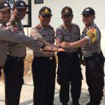 Kapolsek Bersama Kanit Binmas Polsek Belakang Padang Kontrol Polsubsektor pulau terong
