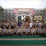 Dengan Mempedomani Akhlak dan Kepemimpinan Nabi Muhammad SAW, Polres Bintan memperingati Maulid Nabi 1441 H