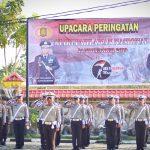 Polres Bintan Laksanakan Upacara Hari Pahlawan