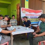 Basembang bacerite polisi dengan masyarakat desa payalaman kec palmatak