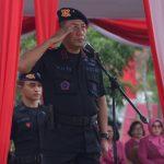 Wakapolda Kepri Pimpin Upacara Peringatan HUT ke-74 Korps Brimob Polri