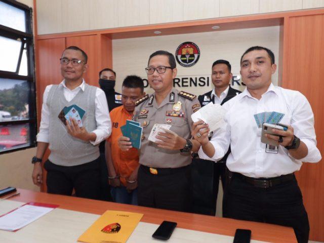Ditreskrimum Polda Kepri Berhasil Ungkap Kasus Tindak Pidana Penempatan PMI Ilegal