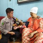 Tim Biddokkes Polda Kepri Lakukan Pengecekan Langsung Kesehatan Masyarakat Kab. Natuna