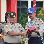 Apel Penutupan Latihan Kerja Siswa DIKTUKBA SPN Polda Kepri T.A 2019/2020 Di Polres Bintan