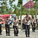 Polres Bintan Gelar Operasi Kepolisian Terpusat Aman Nusa II Penanganan Covid 19 Seligi 2020