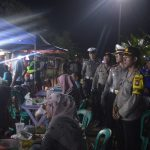 Patroli Gabungan Tni-Polri Dan Instansi Terkait Untuk Mengantisipasi Penyebaran Virus Covid-19 Di Kab. Natuna