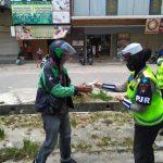 Operasi Keselamatan Seligi 2020, Polda Kepri Gencar Ajak Masyarakat Gunakan Masker