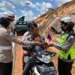 Polres Bintan Melaksanakan Anev Operasi Keselamatan Seligi 2020