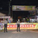 Tim Ops Aman Nusa II Cegah Covid-19 Seligi Laksanakan Patroli Dialogis, Kembali Beri Himbauan di Batu Aji dan Sekitarnya