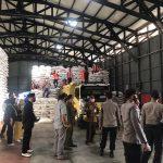 Pengecekan Perkembangan Harga Sembako Dan Ketersedian Stok Sembako Menjelang Perayaan Hari Raya Idul Fitri Dalam Situasi Tanggap Darurat Pencegahan Wabah Virus Covid-19 Di Kab. Natuna