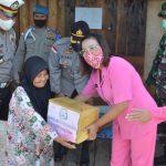 Bhayangkari Natuna Berbagi Kasih Di Bulan Ramadhan Dalam Rangka Hut Ykb Ke 40